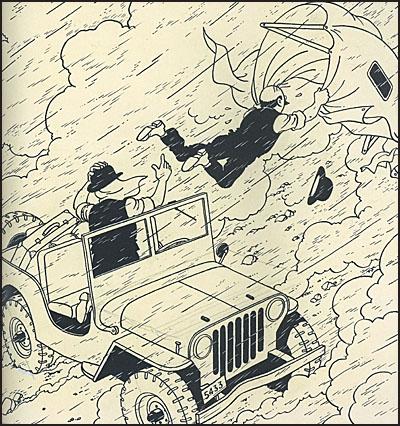 TINTIN The Art of Hergé