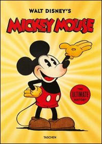 WALT DISNEY'S MICKEY MOUSE The Ultimate History