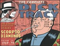 THE COMPLETE CHESTER GOULD'S DICK TRACY Volume 25