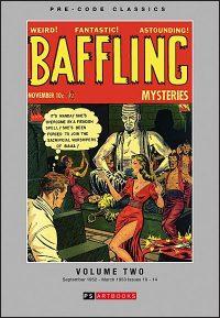 PRE-CODE CLASSICS: BAFFLING MYSTERIES Volume 2