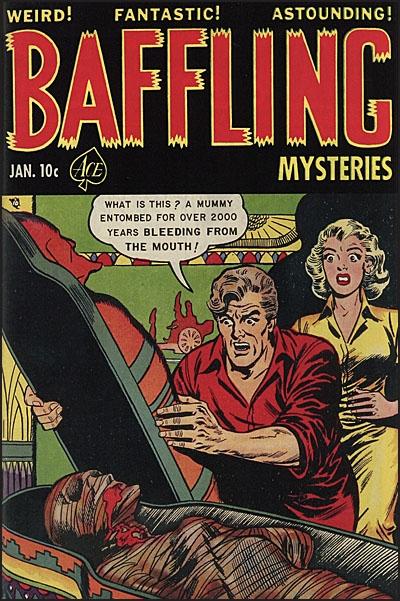 PRE-CODE CLASSICS BAFFLING MYSTERIES Volume 2