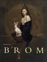 ART OF BROM Publishers Edition