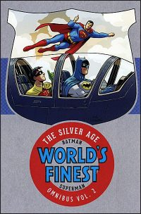 BATMAN AND SUPERMAN World's Finest The Silver Age Omnibus Volume 2 Hardcover