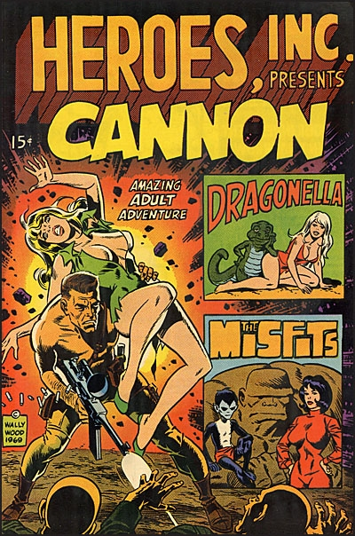 HEROES, INC PRESENTS CANNON