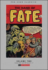 PRE-CODE CLASSICS HAND OF FATE Volume 2