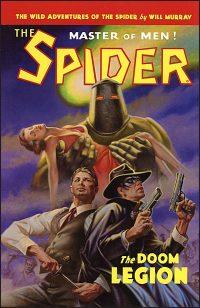 THE SPIDER The Doom Legion Hardcover