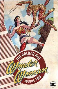 WONDER WOMAN THE GOLDEN AGE Volume 2