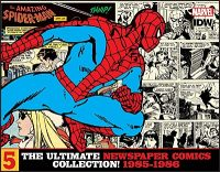 AMAZING SPIDER-MAN Ultimate Newspaper Comics Collection 1985-86 Volume 5