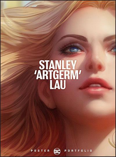 "DC POSTER PORTFOLIO Stanley ""Artgerm"" Lau"