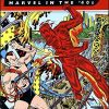 DECADES MARVEL IN THE 40'S THE HUMAN TORCH VS THE SUB-MARINER