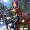 GRIMM FAIRY TALES 2018 HOLIDAY SPECIAL Alfredo Reyes Cover
