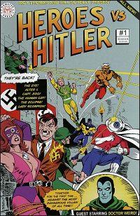 HEROES VS HITLER #1 Signed