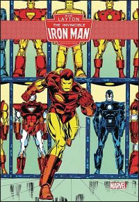 THE INVINCIBLE IRON MAN Bob Layton Artist Select Deluxe Signed