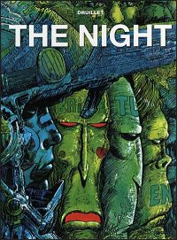 THE NIGHT By Philippe Druillet