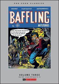 PRE-CODE CLASSICS: BAFFLING MYSTERIES Volume 3