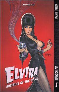 ELVIRA MISTRESS OF THE DARK Volume 1 Timescream