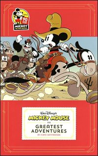 MICKEY MOUSE THE GREATEST ADVENTURES