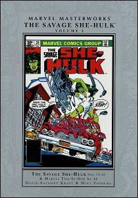 MARVEL MASTERWORKS THE SAVAGE SHE-HULK Volume 2
