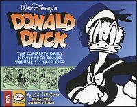 WALT DISNEY'S DONALD DUCK COMPLETE DAILY NEWSPAPER COMICS Volume 5 1948-1950