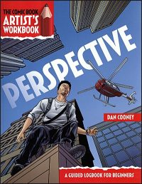 THE COMIC BOOK ARTIST'S WORKBOOK Perspective Signed