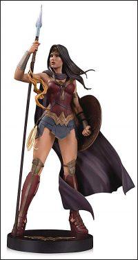DC DESIGNER SERIES WONDER WOMAN Statue By Jenny Frison