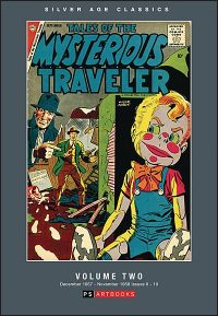 SILVER AGE CLASSICS TALES OF THE MYSTERIOUS TRAVELER Volume 2