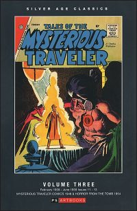 SILVER AGE CLASSICS TALES OF THE MYSTERIOUS TRAVELER Volume 3