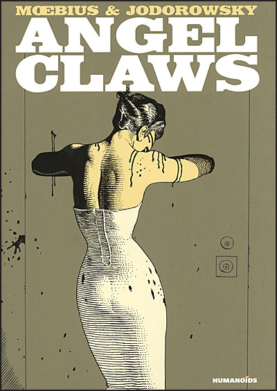 ANGEL CLAWS BY MOEBIUS HC
