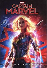 CAPTAIN MARVEL The Official Movie Special Hardcover