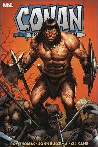 CONAN THE BARBARIAN THE ORIGINAL MARVEL YEARS Omnibus Volume 2