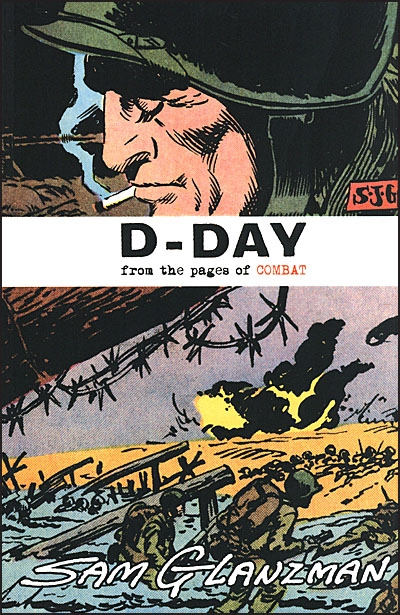 D-DAY FROM THE PAGES OF COMBAT One Shot