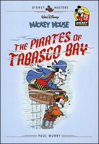 DISNEY MASTERS Volume 7 MICKEY MOUSE The Pirates of Tabasco Bay