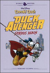 DISNEY MASTERS Volume 8 Donald Duck Duck Avenger Strikes Again