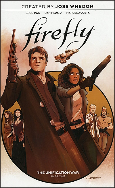 FIREFLY The Unification War Part One