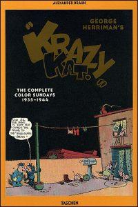 GEORGE HERRIMAN The Complete Krazy Kat in Color 1935-1944