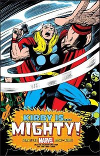 KIRBY IS…MIGHTY! King Sized