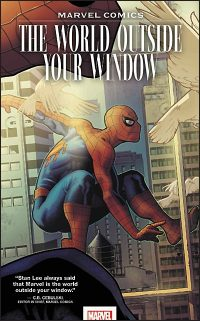 MARVEL COMICS The World Outside Your Window