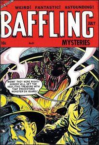 PRE-CODE CLASSICS BAFFLING MYSTERIES Volume 4