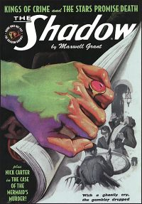 THE SHADOW #139 Hurt