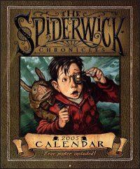 THE SPIDERWICK CHRONICLES 2005 CALENDAR