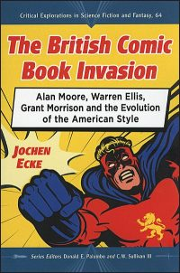 THE BRITISH COMIC BOOK INVASION