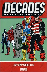DECADES Marvel in the '80s Awesome Evolutions