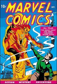 GOLDEN AGE MARVEL COMICS OMNIBUS Volume 1