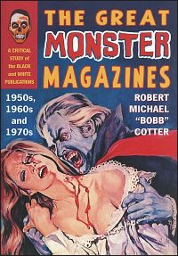 GREAT MONSTER MAGAZINES