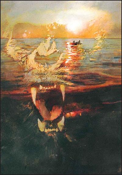 THE ISLAND OF DOCTOR MOREAU Illuminated Editions