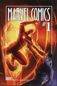 MARVEL COMICS #1 80TH Anniversary Edition