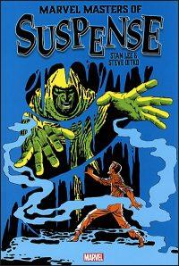 MARVEL MASTERS OF SUSPENSE Stan Lee & Steve Ditko Omnibus Volume 1