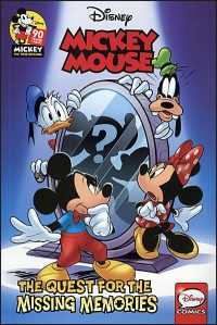 MICKEY MOUSE The Quest for the Missing Memories