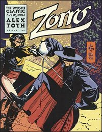 THE COMPLETE CLASSIC ADVENTURES OF ZORRO Volume Two