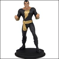 DC HEROES BLACK ADAM Collectible Statue